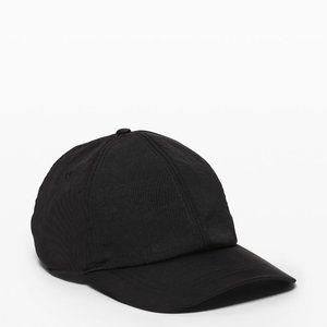 Lululemon Baller Hat II Soft black